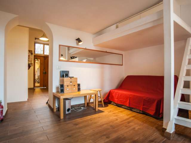 Monolocale economico in affitto a Testaccio, Roma