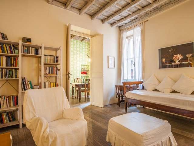 Grazioso appartamento con 2 camere da letto in affitto nel Municipio I