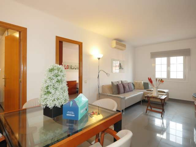Stylish 3-bedroom apartment for rent in Hospitalet