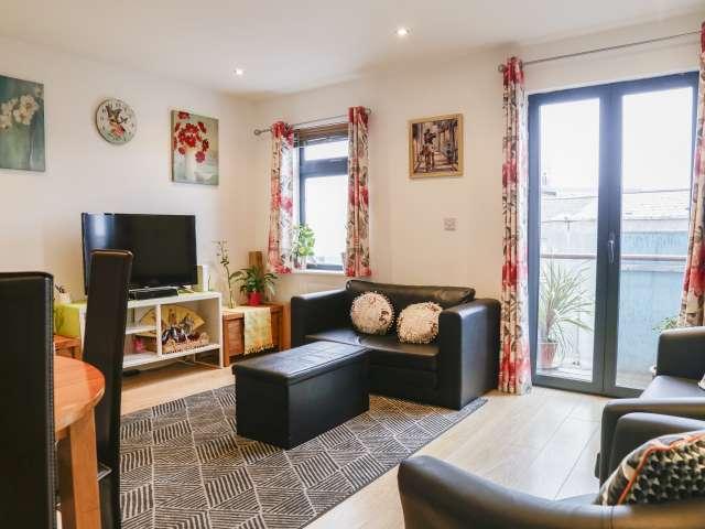 1-bedroom apartment for rent in Broadstone, Dublin