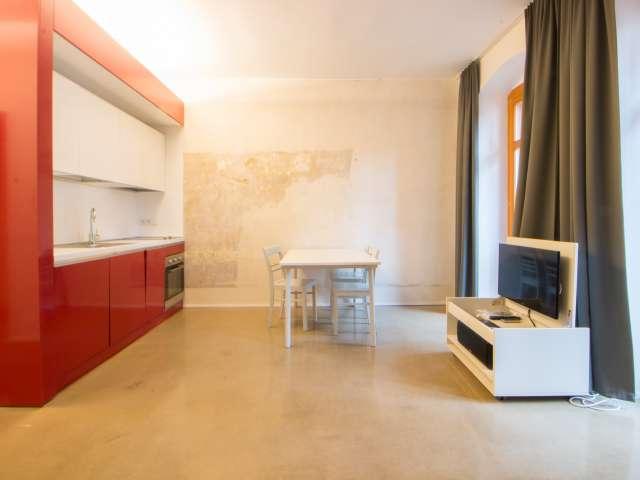 Studio-Wohnung zur Miete in Friedrichshain