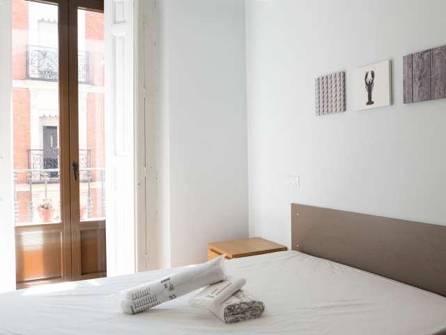 Elegantes Zimmer in einer 3-Zimmer-Wohnung in Almagro & Trafalgar