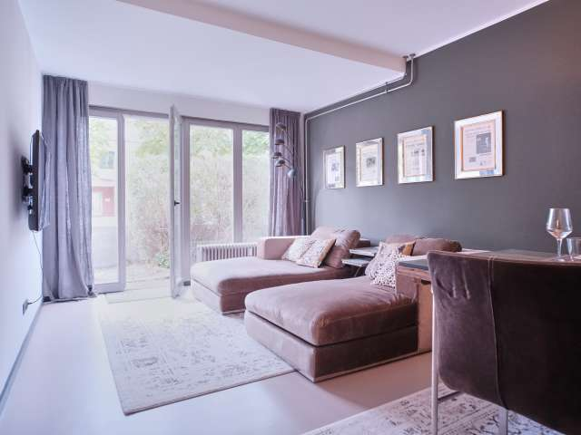 Wohnung mit 1 Zimmer zur Miete in Mitte, Berlin