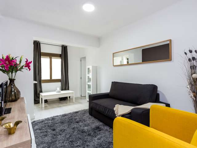 Stylish 2-bedroom apartment for rent in Barcelona