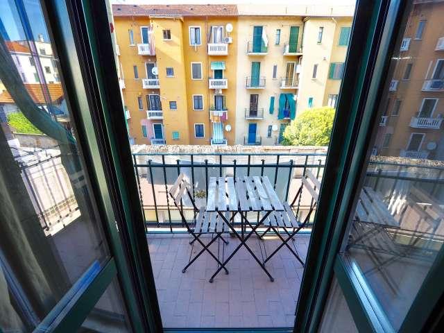 Monolocale arredato in affitto a Loreto, Milano