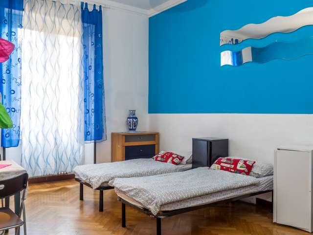 Camera confortevole in appartamento condiviso a Buenos Aires, Milano