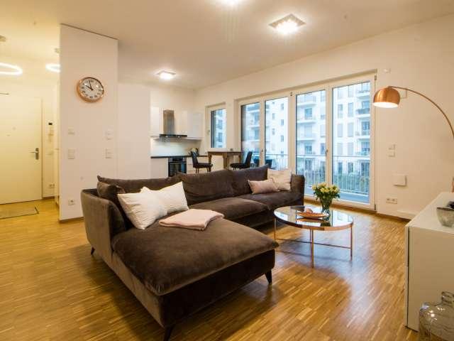 Zen 1-bedroom apartment for rent in Friedrichshain, Berlin
