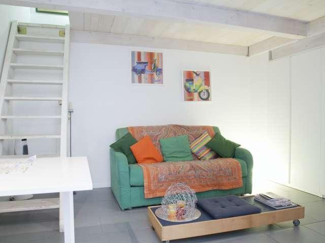 Monolocale di design in affitto a Sallustio - Roma