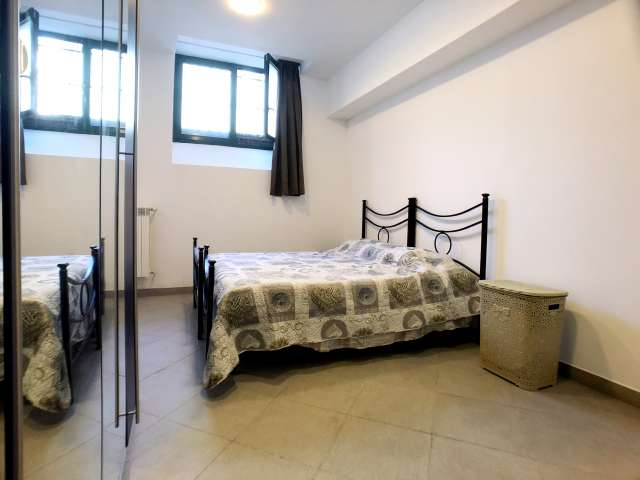 Rooms for rent in 3-bedroom apartment in Affori, Milan