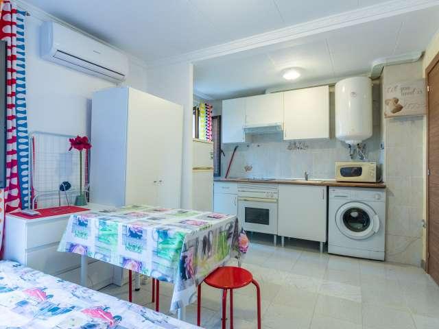 Cosy studio apartment for rent in Poblenou, Barcelona