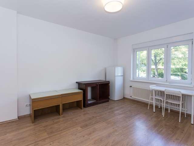 Helle Studio-Wohnung zu vermieten in Kreuzberg, Berlin