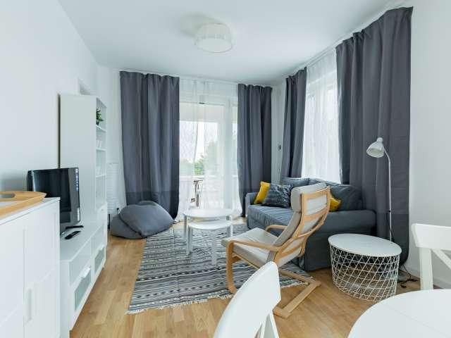 Wohnung mit 1 Schlafzimmer zur Miete in Tiergarten, Berlin