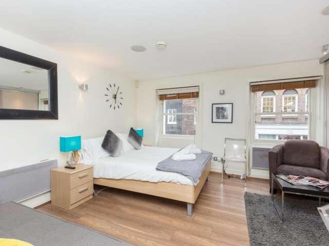 Studio Apartment for rent in Mayfair, London