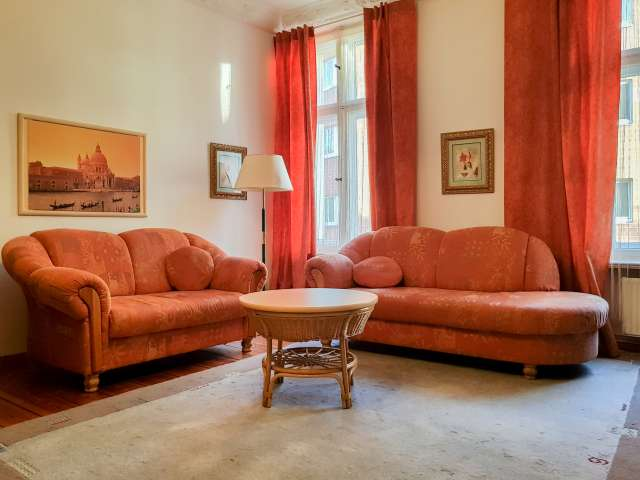 Apartment with 1-bedroom for rent Charlottenburg-Wilmersdorf