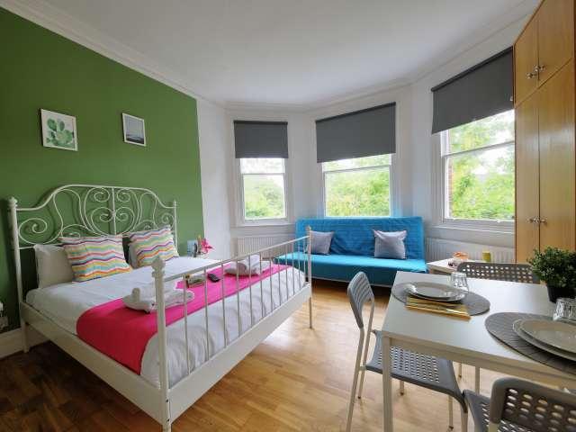 Studio apartment to rent in Cricklewood, London