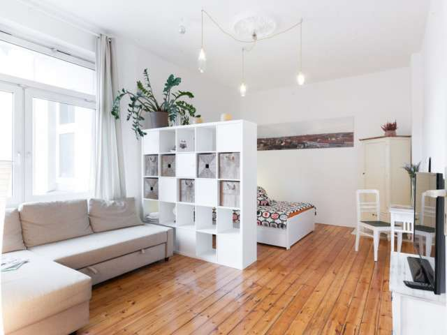 Charming 1-bedroom apartment for rent in Kreuzberg, Berlin