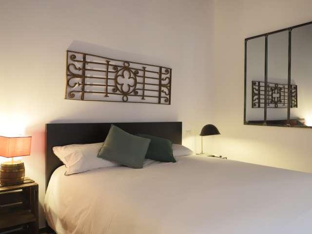 1-Zimmer-Wohnung zur Miete in Trastevere, Rom