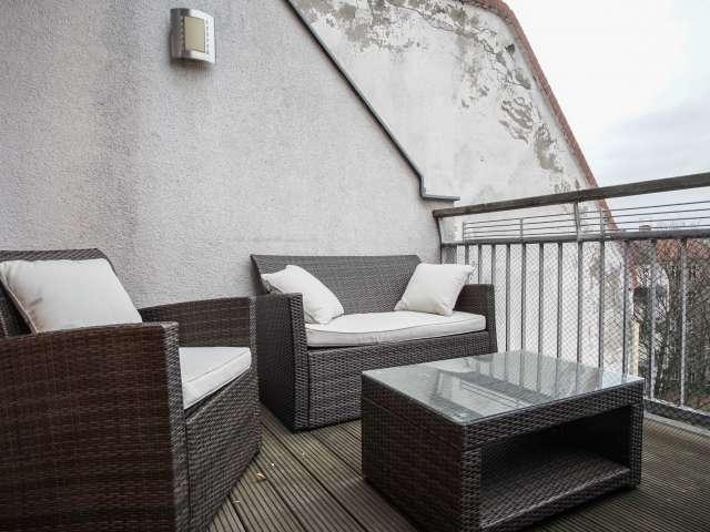 1-Zimmer-Wohnung zur Miete in Treptow, Berlin