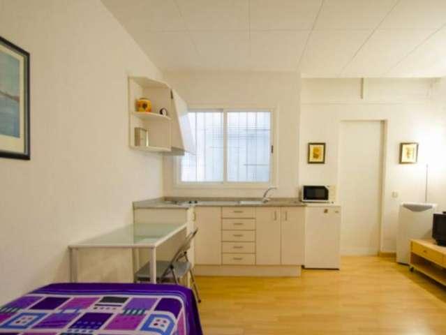 Studio apartment for rent in La Dreta de l'Eixample