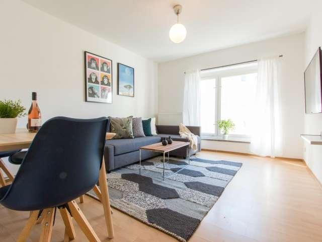 Stilvolle 1-Zimmer-Wohnung zur Miete, Friedrichshain, Berlin