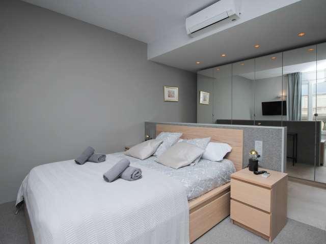 Trendy 2-Zimmer-Wohnung zur Miete in Eixample, Barcelona