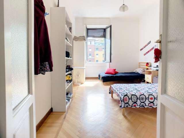 Spaziosa camera condivisa in Città Studi, Milano