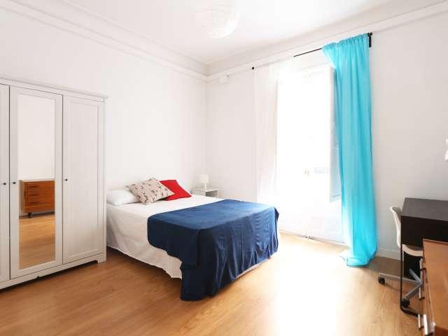 Elegante habitación en alquiler en Salamanca, Madrid