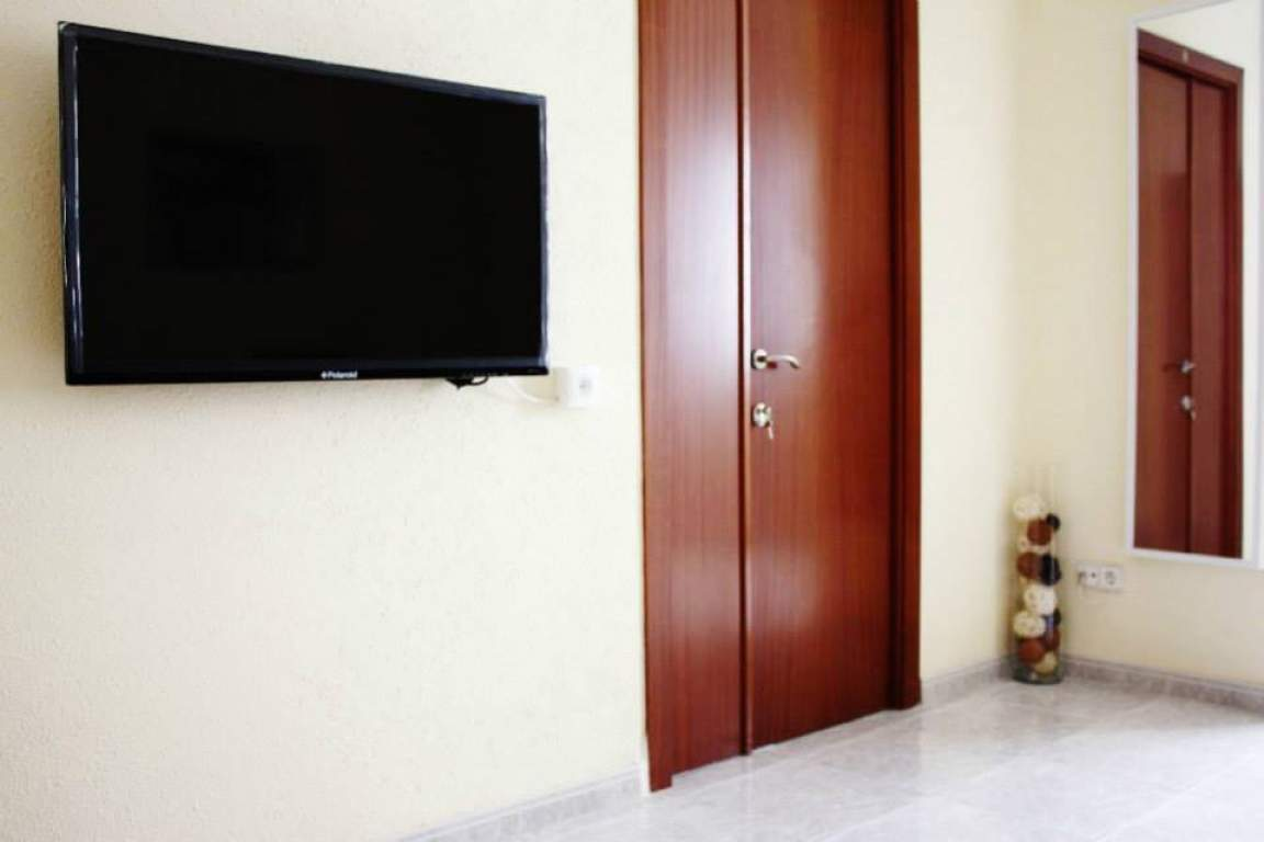 Entrance room and TV