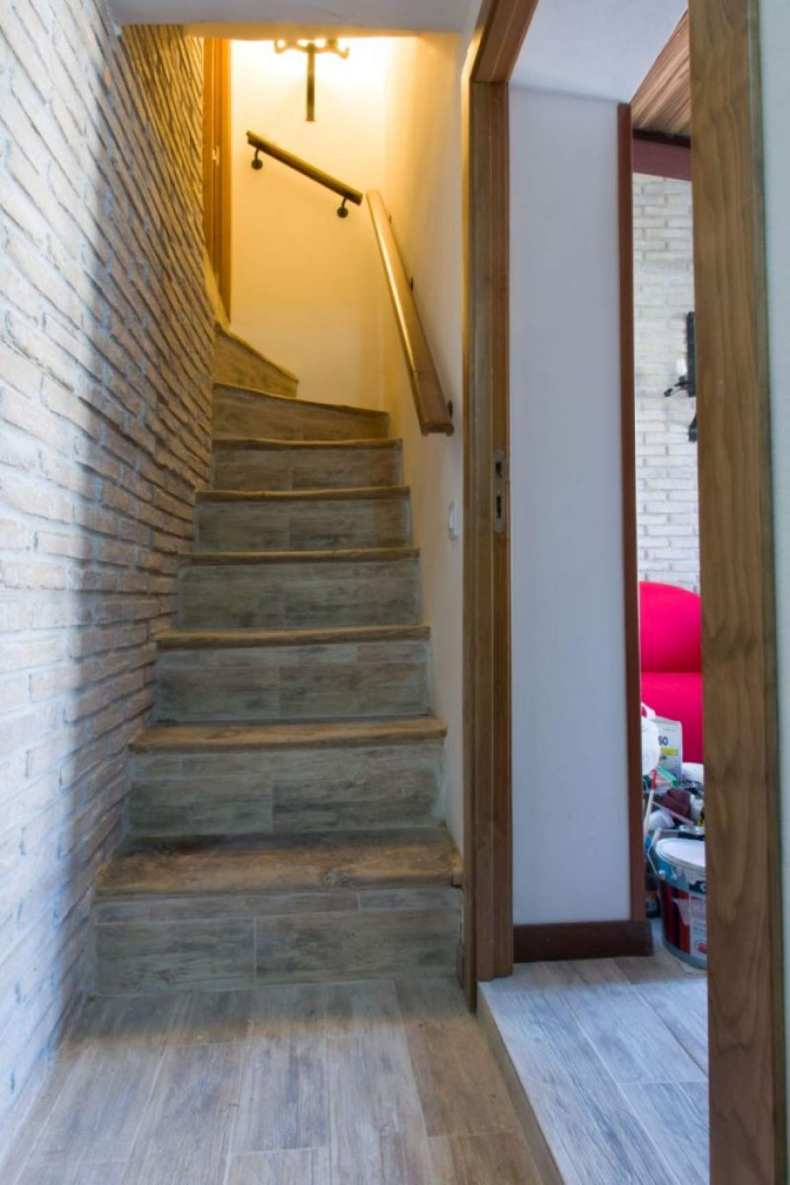 Bedroom 2 stairs