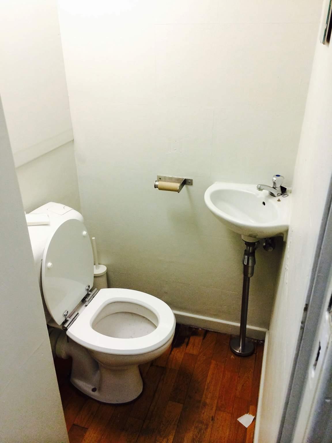Toilet Room 7