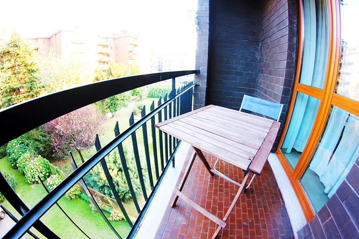 Bedroom 3 balcony