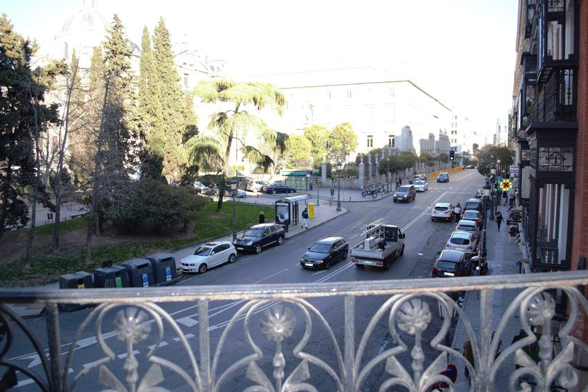 Street View from Room 1