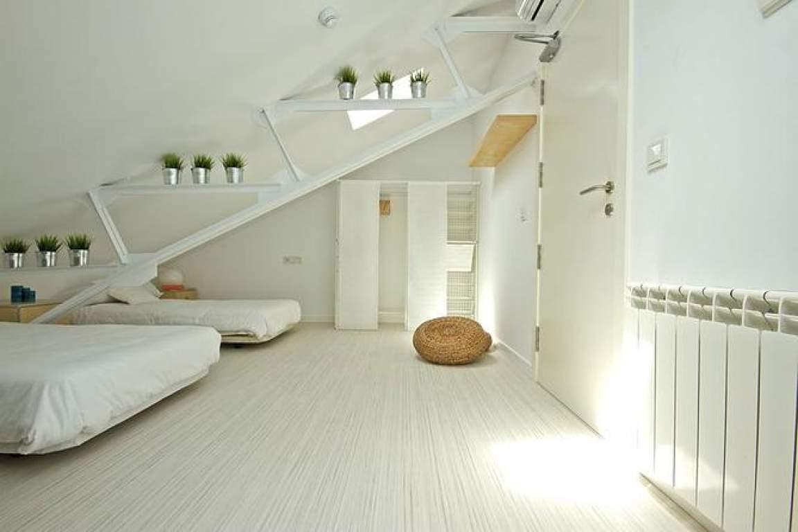 double attic