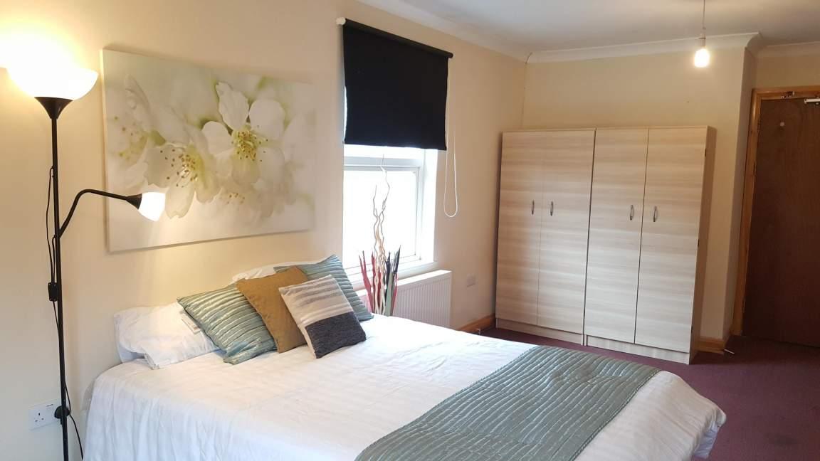 Bedroom 3 -  double option