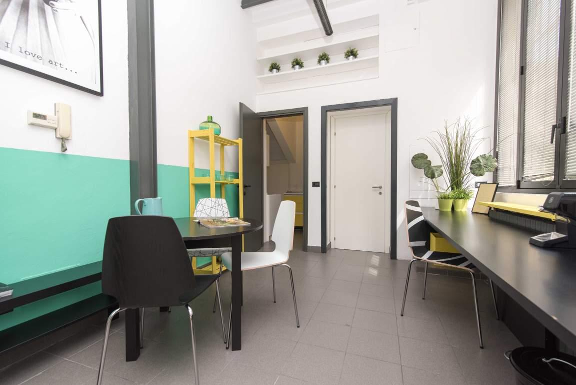 Entrance hall / study