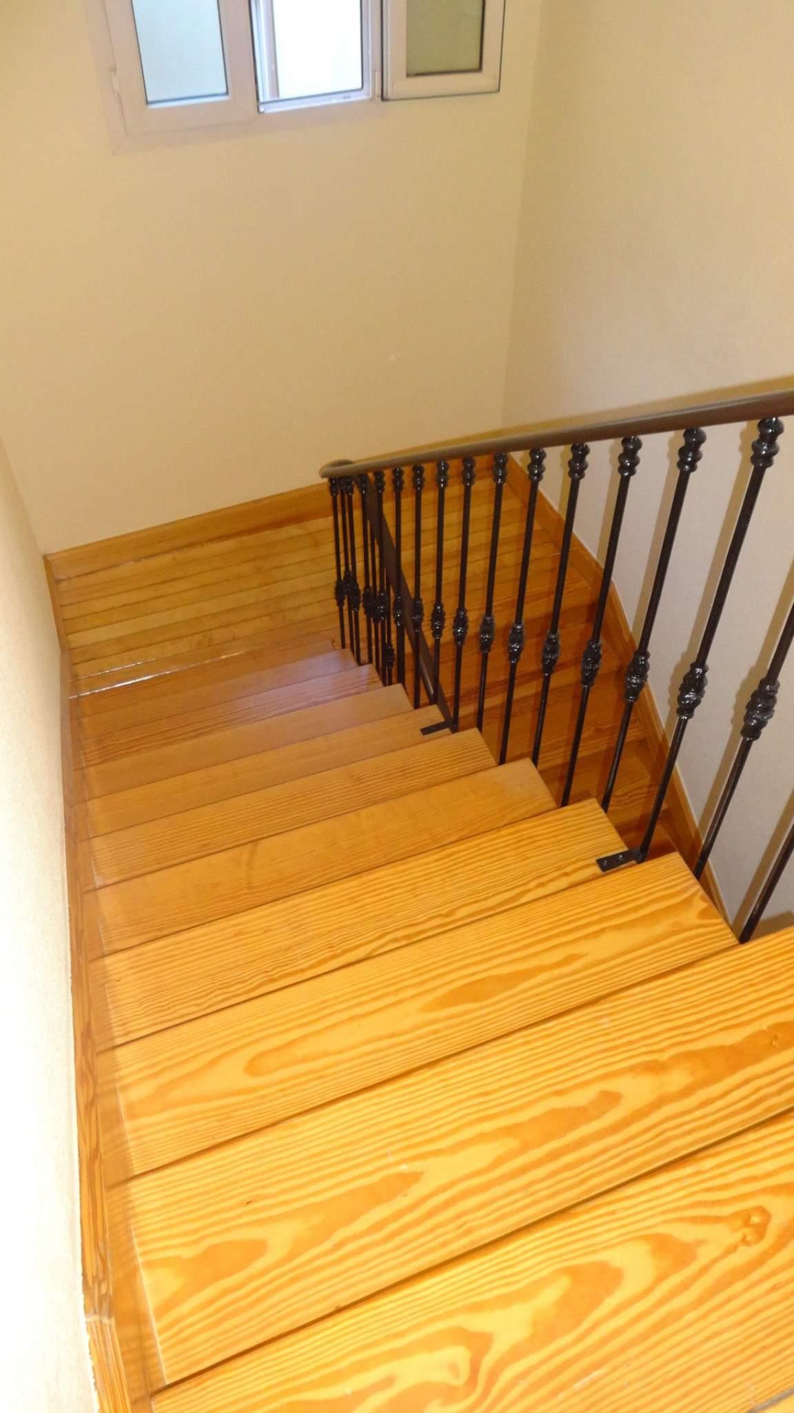Stairs commun zone