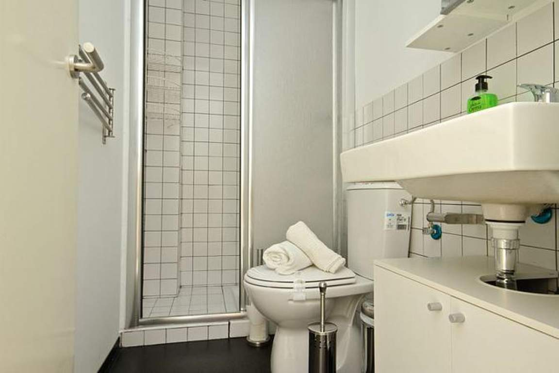 individual room bathroom
