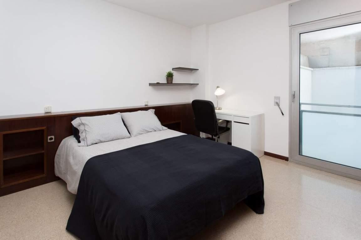 Bedroom Barcelona Lux