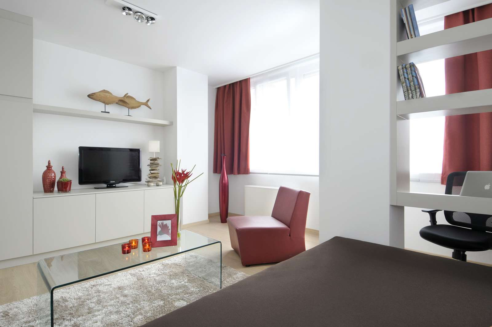 Modern Studio Apartment in Brussels City Center | Rent ...