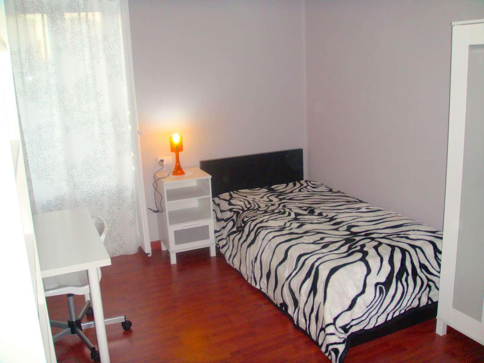 Camera disponibile in un alloggio per studenti ...