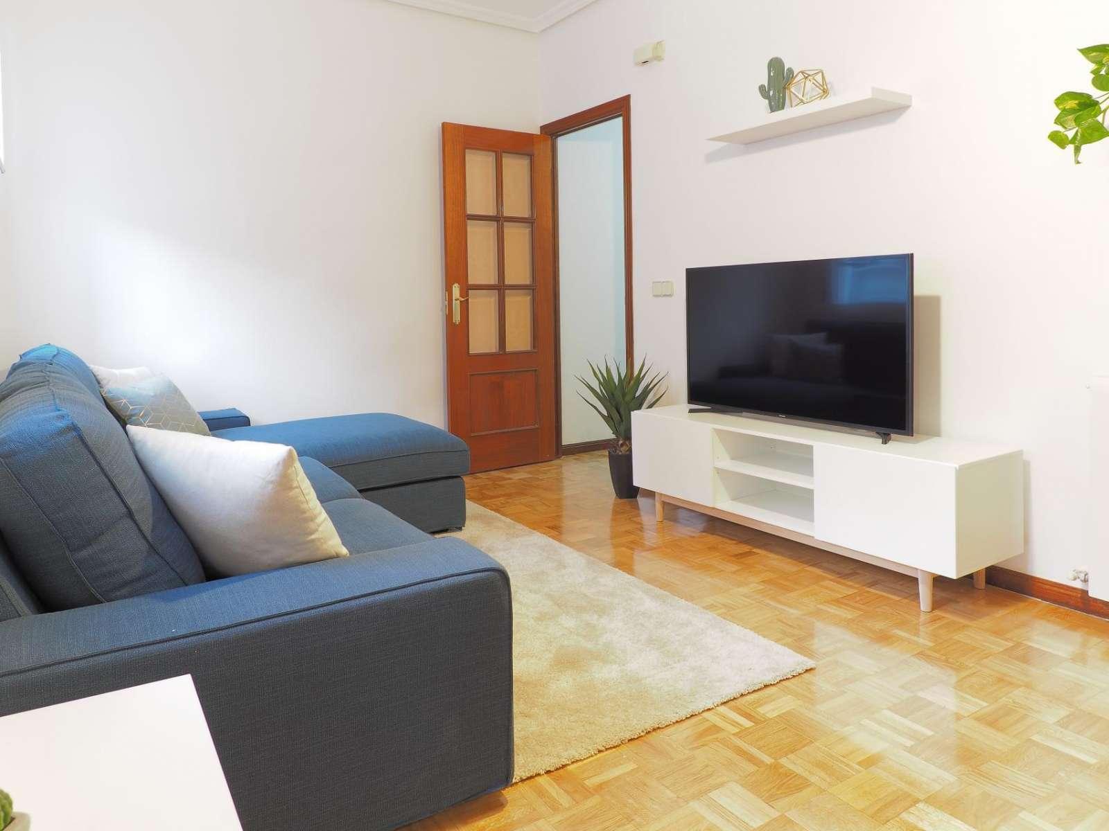Living Room Bedroom 1
