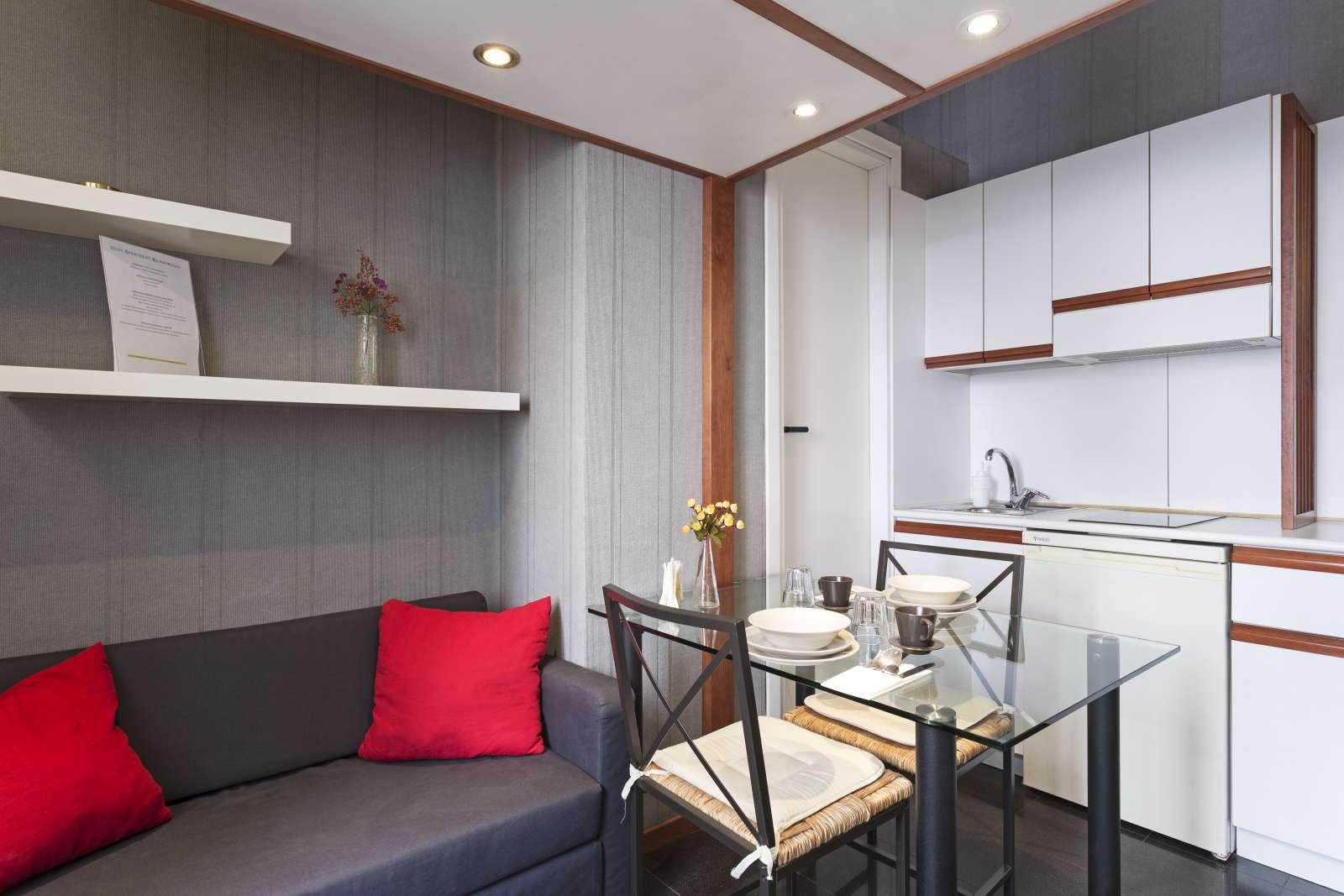 Vergani Home Divani Prezzi monolocale confortevole in affitto vicino al museo design italiano di pagano