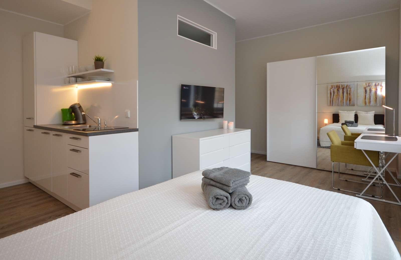 Studio apartment available for rent in Gesundbrunnen ...