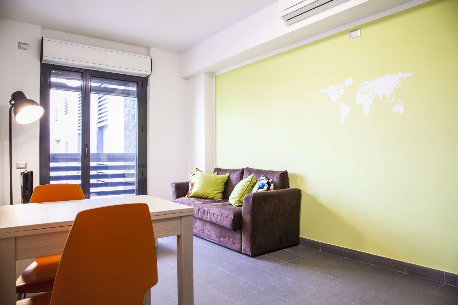 Ample 1 Bedroom Apartment For Rent In Tor Vergata Rome Ref 144423 Spotahome