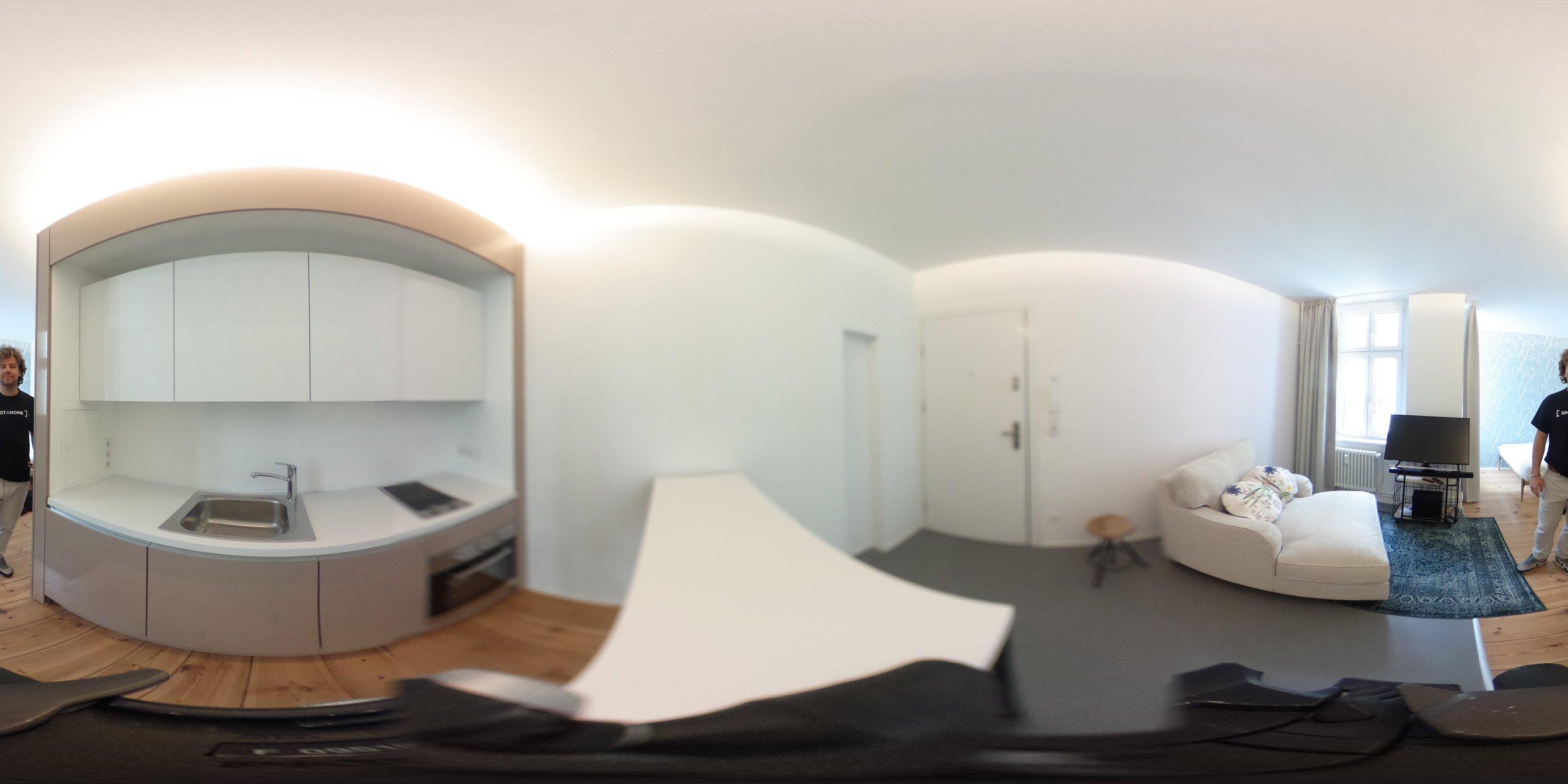 Einzimmerwohnung zu mieten in Kreuzberg, Berlin (ref: 212262 ...