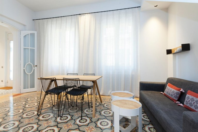 Fabulous 2-bedroom apartment for rent in Gràcia, Barcelona