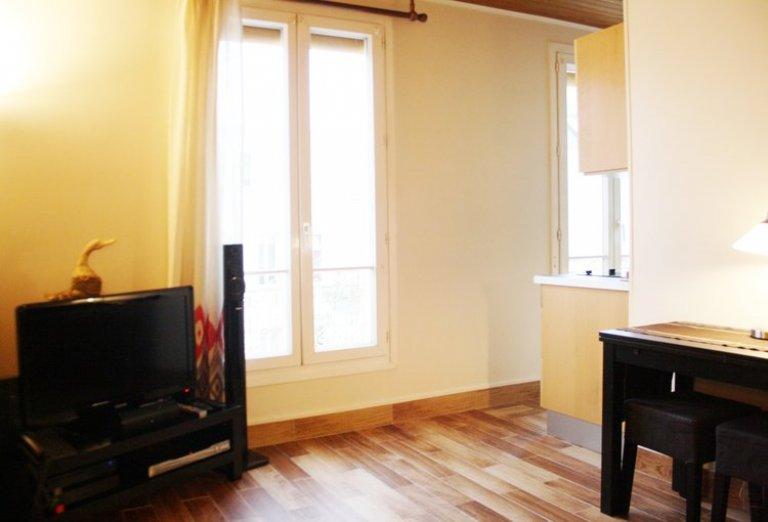 Studio confortable à louer dans le 14ème arrondissement de Paris