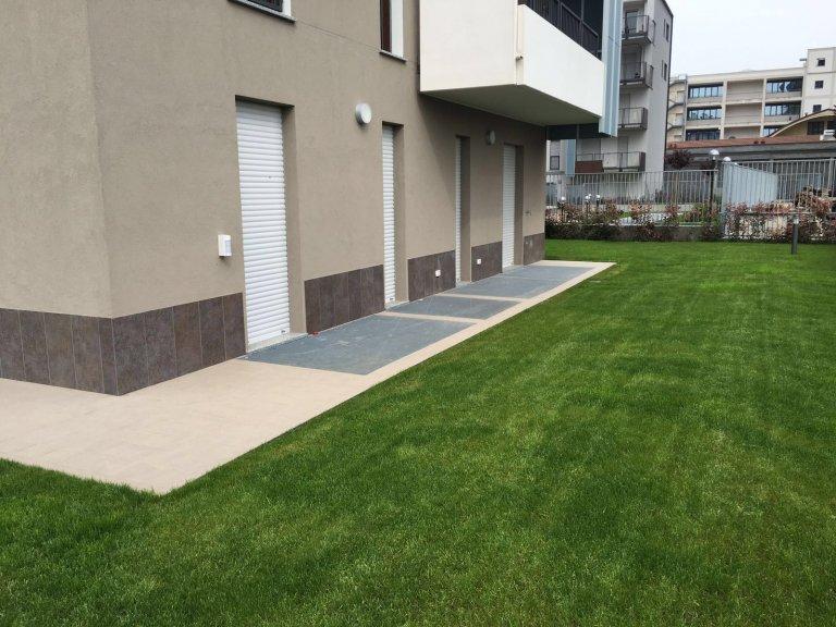 Apartamento de 2 habitaciones en alquiler en Vigentino, Milán