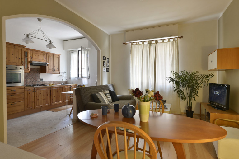 Gorgeous 1-bedroom apartment for rent in Milan