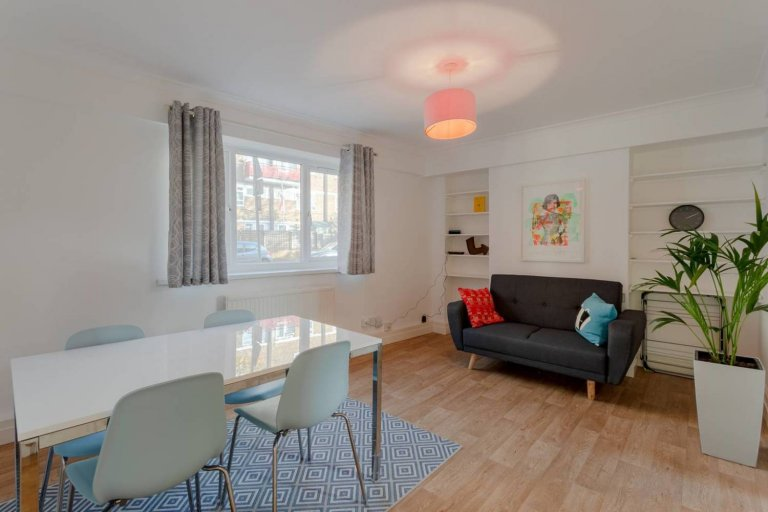 Modern 2-bedroom flat to rent in Southwark, London